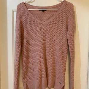 American Eagle Outfitters Sweaters - American Eagle Light Pink Sweater